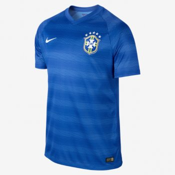 Nike National Team 2014 World Cup Brazil (A) MATCH S/S 575277-493