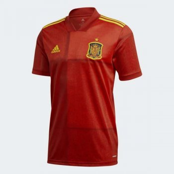 ADIDAS SPAIN 20/21 (H) JSY FR8361 w/ NAMESET