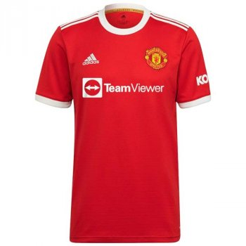 ADIDAS MUFC 21/22 (H) S/S JSY H31447 (PRE-ORDER)