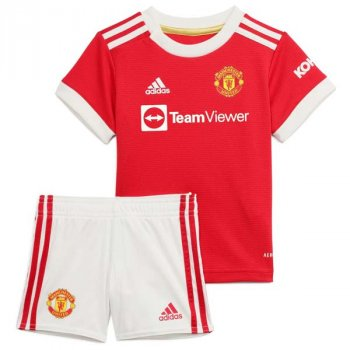 ADIDAS MUFC 21/22 (H) BABY KITS GR3769 (PRE-ORDER)