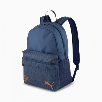 Manchester CityGraphic Print Backpack