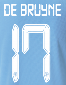 Manchester City Home2021/22 CUP Printing