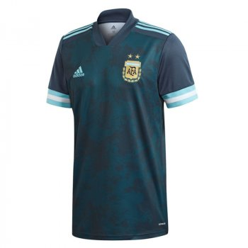 ADIDAS  Argentina 2020 Away Jersey With Namest GE5473