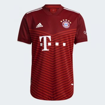 FC BAYERN 21/22 HOME AUTHENTIC JERSEY  GM5308