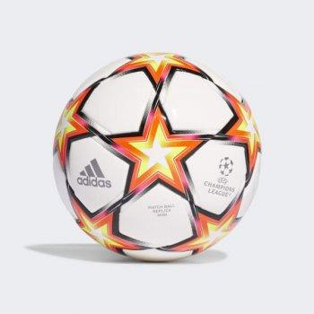 ADIDAS UCL Mini Pyrostorm Football GU0207  SIZE:1