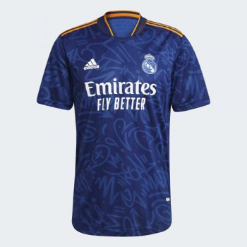 Adidas Real Madrid 21/22 Away Authentic GM6775