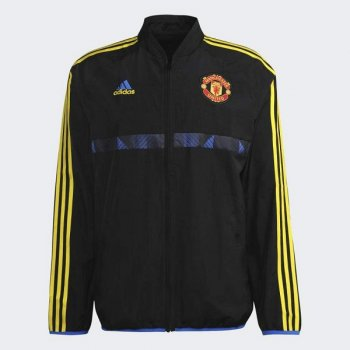 MANCHESTER UNITED ICONS WOVEN JACKET GR3871