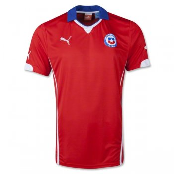 Puma National team 2014 World Cup Chile (H) S/S 744501-05