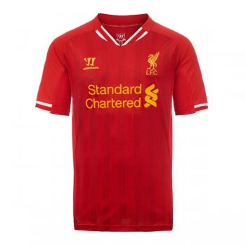Warrior Liverpool 13/14 (H) S/S WSTM300