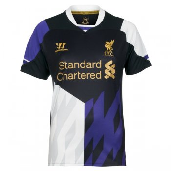 Warrior Liverpool 13/14 (3rd) S/S Womens WSTW311BK