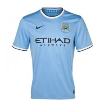Nike Manchester City 13/14  (H) S/S 574863-489