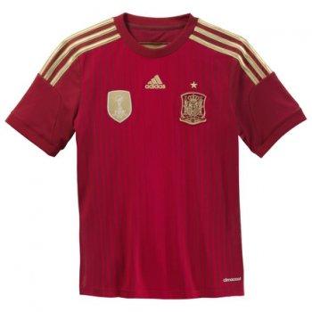 Adidas National Team 2014 World Cup Spain (H) Boys S/S G85231