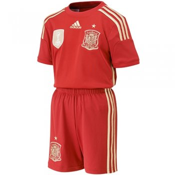 Adidas National Team 2014 World Cup Spain (H) Mini Kit S/S G85238