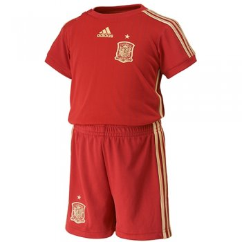 Adidas National Team 2014 World Cup Spain (H) Baby Kit S/S G85243