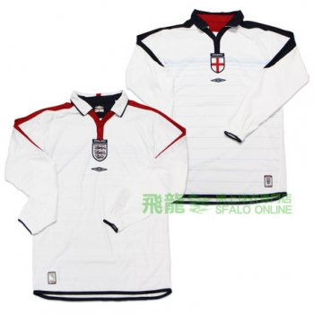 Umbro National Team 2003 England (H) L/S