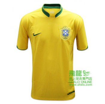 Nike National Team 2006 Brazil (H) S/S