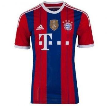 Adidas FC Bayern 14/15 (H) WC S/S S86765