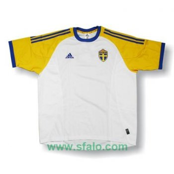 Adidas National Team 2002 Sweden (A) S/S