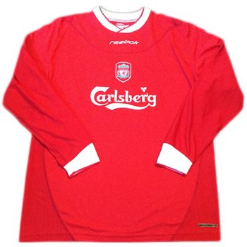 Reebok Liverpool 02/04 (H) L/S