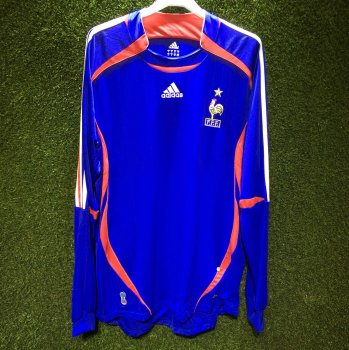 Adidas National Team 2006 France (H) L/S