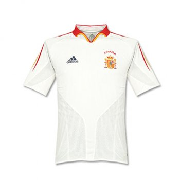 Adidas National Team 2004 Spain (A) S/S