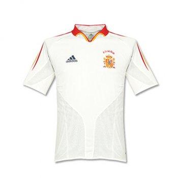 Adidas National Team 2004 Spain (A) S/S