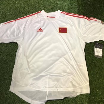 Adidas National Team 2004 China (H) S/S
