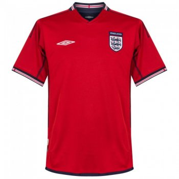 Umbro National Team 2002 England (A) S/S