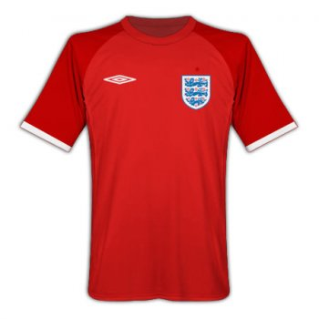 Umbro National Team 2010 England (A) S/S