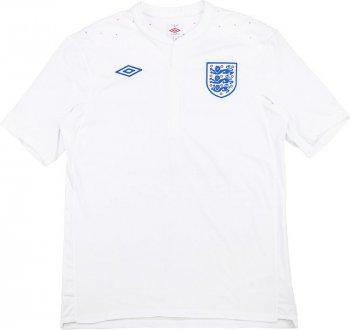 Umbro National Team 2010 England (H) S/S 71611U