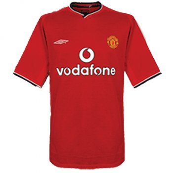 Umbro Manchester United 00/02 (H) S/S