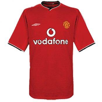 Umbro Manchester United 00/02 (H) S/S
