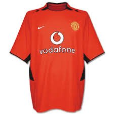 NIKE Manchester United 2002 (H) S/S