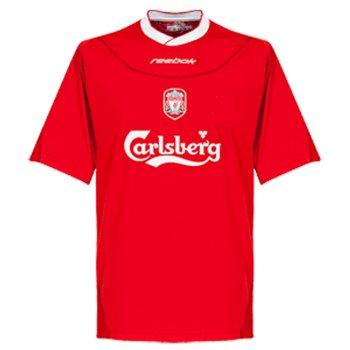 Reebok Liverpool 02/04 (H) S/S