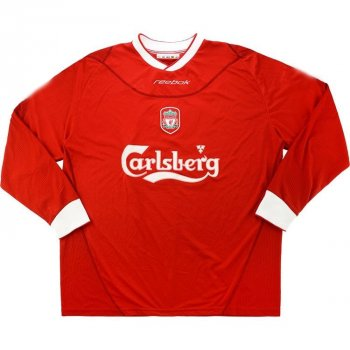 Reebok Liverpool 02 (H) L/S