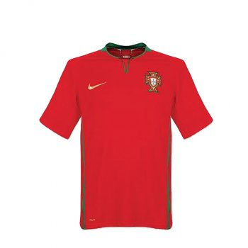 Nike National Team 2008 Portugal (H) S/S