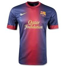 Nike FC Barcelona 12/13 (H) SS 478323-410