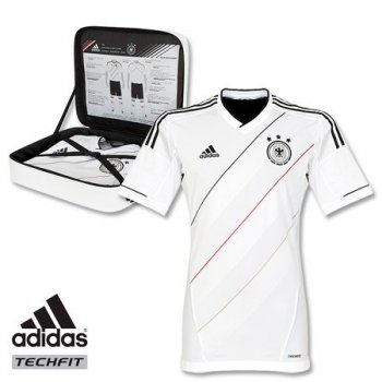 Adidas National Team 2012 Germany (TECHFIT) Authentic (H) S/S X21769