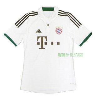 Adidas FC Bayern Munich 13/14 (A) S/S Z25686