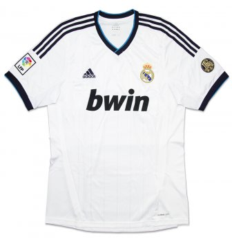 Adidas Real Madrid 12/13 (H) S/S X21987