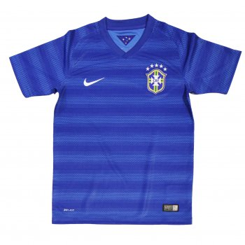 Nike National Team 2014 World Cup Brazil (A) Boys S/S 575299-493