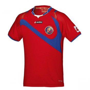 Lotto National Team 2014 World Cup Costa Rica (H) S/S Kids R3816