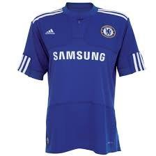 Adidas Chelsea 09/10 (H) S/S