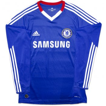 Adidas Chelsea 10/11 (H) L/S P95899
