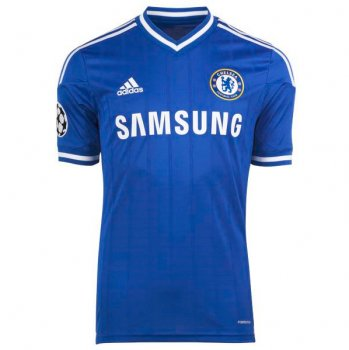 Adidas Chelsea 13/14 UCL (H) Authentic Formation S/S G90156