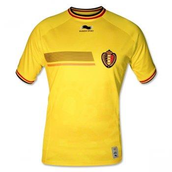 Burrda National Team 2014 World Cup Belgium (3rd) S/S
