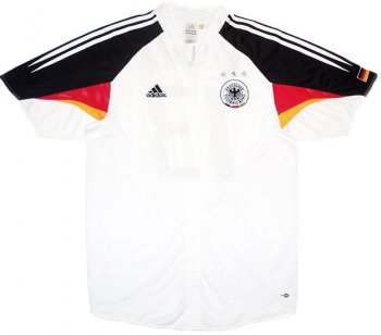 Adidas National Team 2004 Germany (H) Player S/S