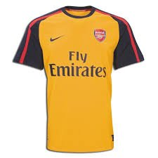 Nike Arsenal 08/09 (A) S/S 287538-716