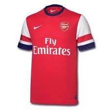 Nike Arsenal 12/14 (H) S/S 479302-620