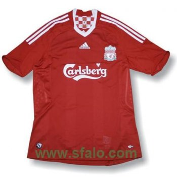 Adidas Liverpool 08/10 (HOME)  S/S JSY